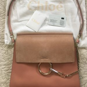 Chloé Medium Faye bag